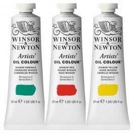 Winsor & Newton Artists' Oil Paint 37ml Tubes