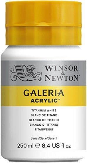 Winsor & Newton Galeria Acrylic Paint 250ml Pot