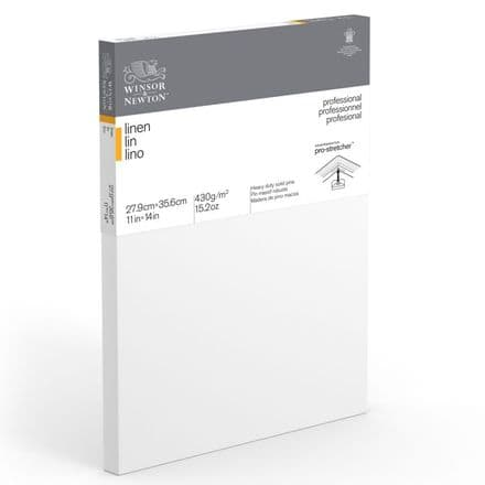 Winsor & Newton Professional Standard Linen Canvas