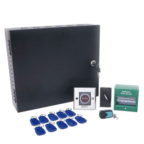 Access control single door solution