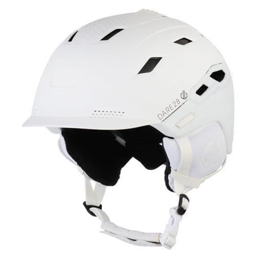 Adults Lega Helmet White