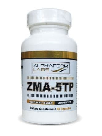 *AlphaForm Labs ZMA-5TP 90 Caps
