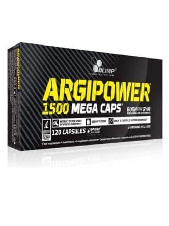 *Olimp Argi Power 1500 Mega Caps x 120 Caps