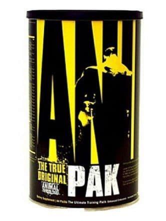 Animal Pak 44 Packs