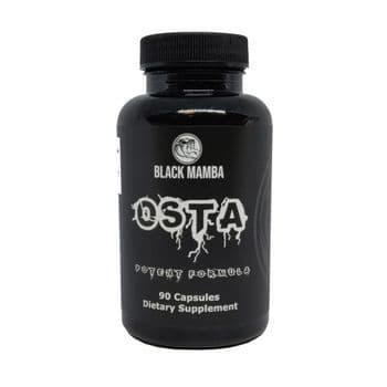 Black Mamba Osta (90 capsules)