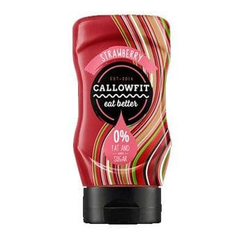 Callowfit Syrup - Strawberry
