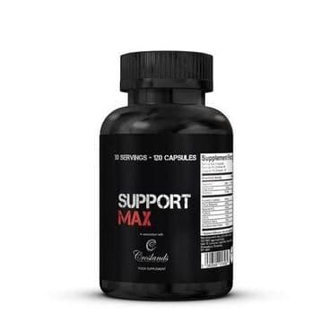 Strom presents - SupportMAX Strom
