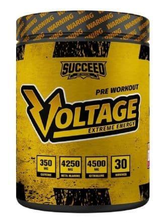 Succeed Voltage Pre Workout 510g