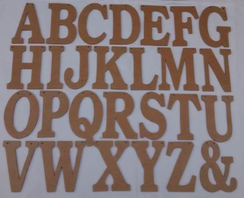 WOODEN BUNTING LETTERS,wooden  letters, large wooden letters, names, garland