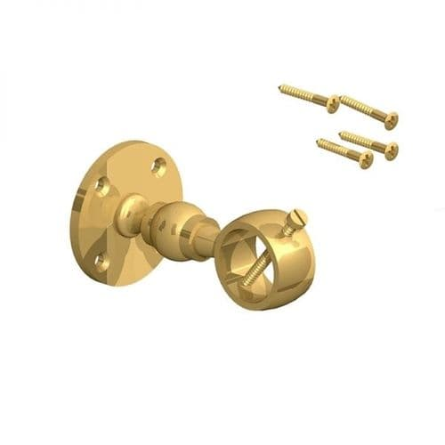Brass Rope Brackets (Pack of 2)