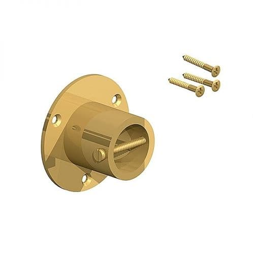 Brass Rope End Fasteners (Pack of 2)