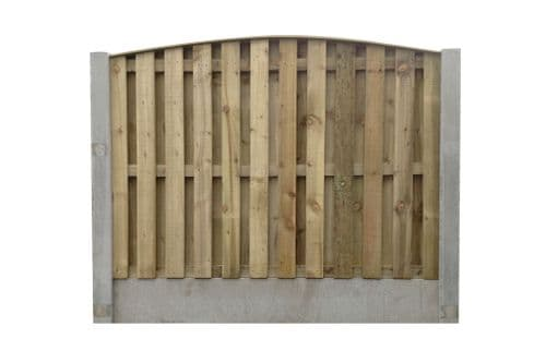 Double Sided Paling - Heavy Duty Fence Panel