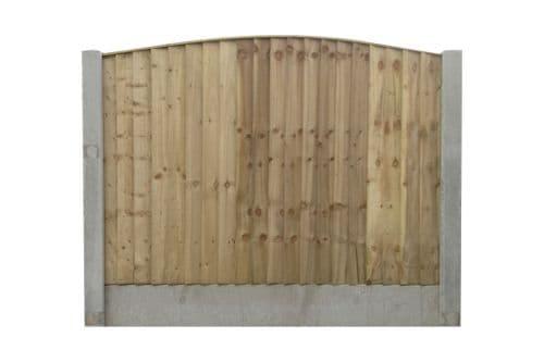 Feather Edge - Heavy Duty Fence Panel