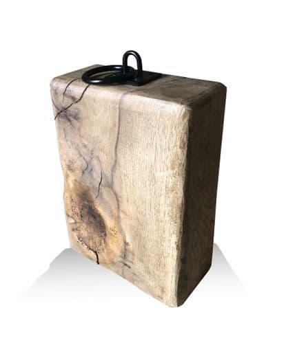 Rustic Oak Door Stops