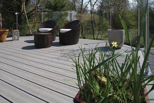 Trex Transcend® Gravel Path - Composite Decking