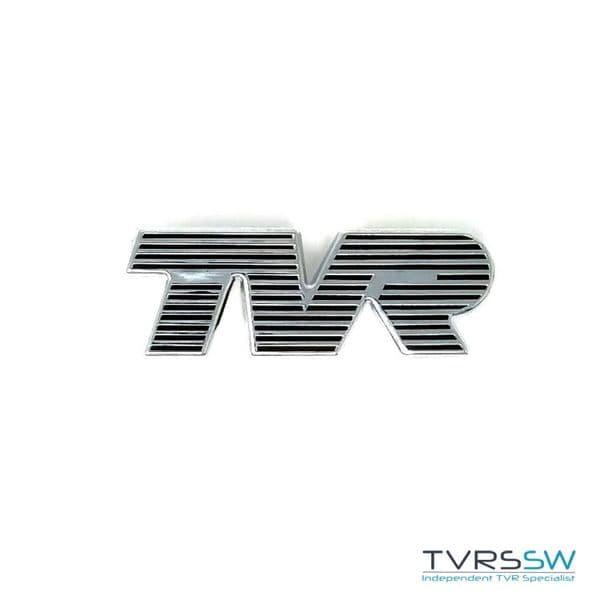 TVR branded bonnet badge | U0401