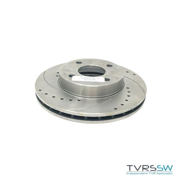 Brake disc front vented 260mm | J0146B