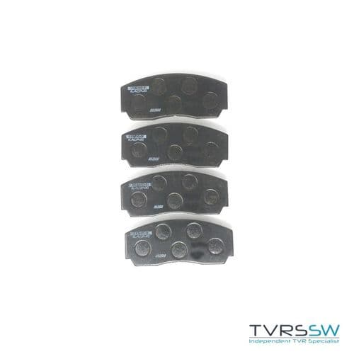 Brake Pads Front DS2500 - J0176