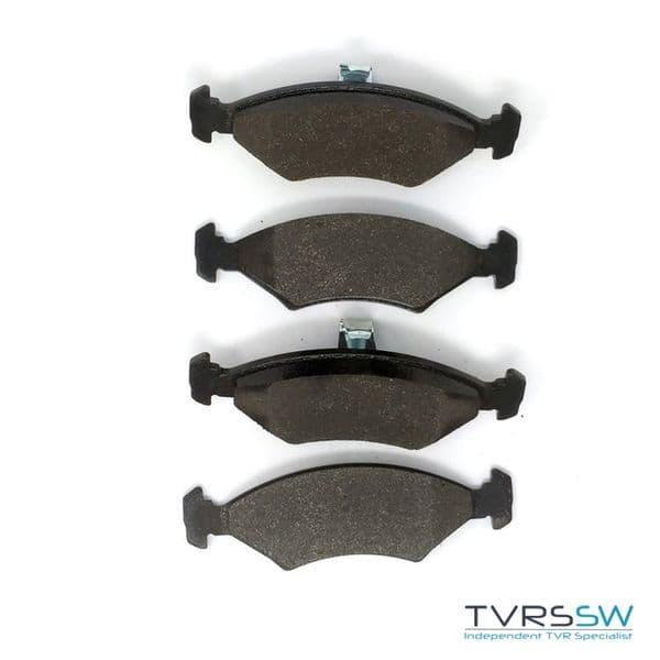 Brake pads front | J0045