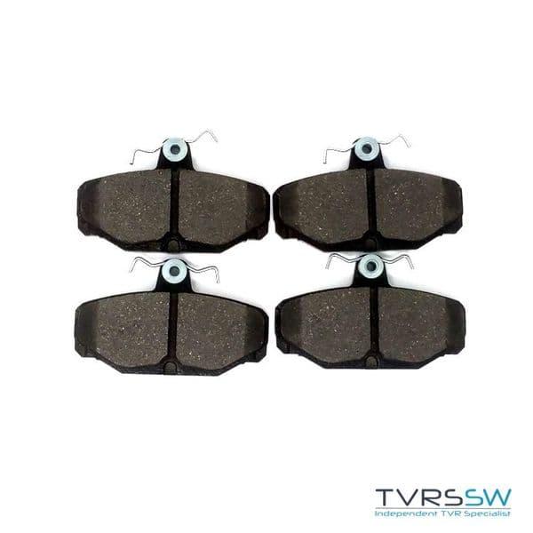 Brake pads rear | J0104