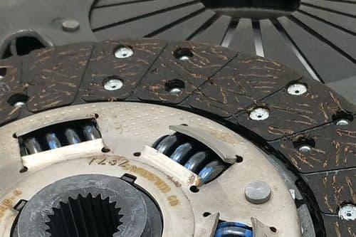 Clutch, Gearbox & Propshaft