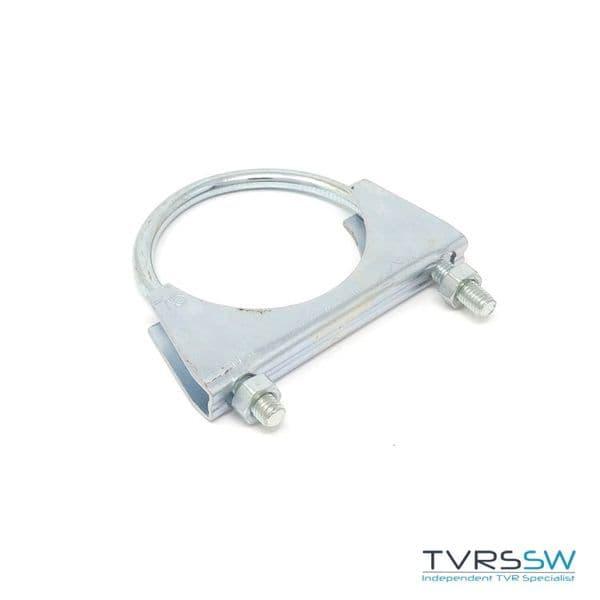 Exhaust clamp   S0145