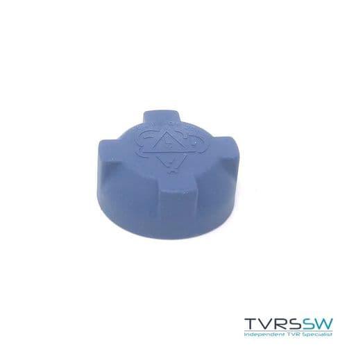 Pressure Cap Blue - K0071