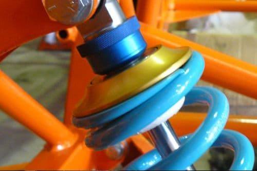 Suspension Front & Steering