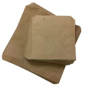 13 X 14 Brown Paper Bags 1000