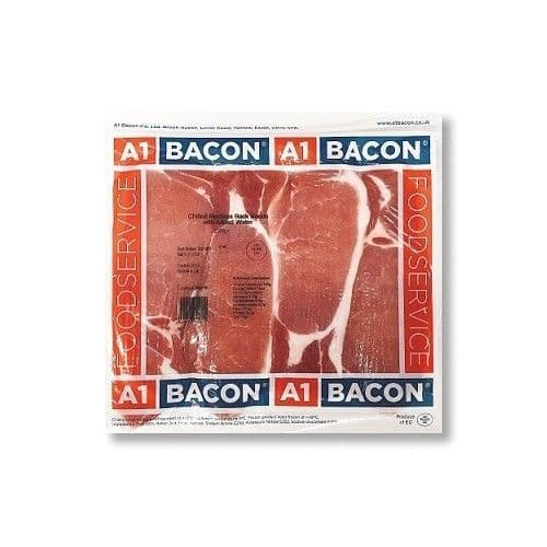 A1 Bacon 2.27Kg. 46 Slice Approx.