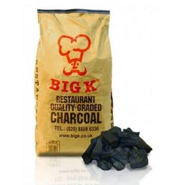 BBQ Big K Restaurant Charcoal 15 Kg