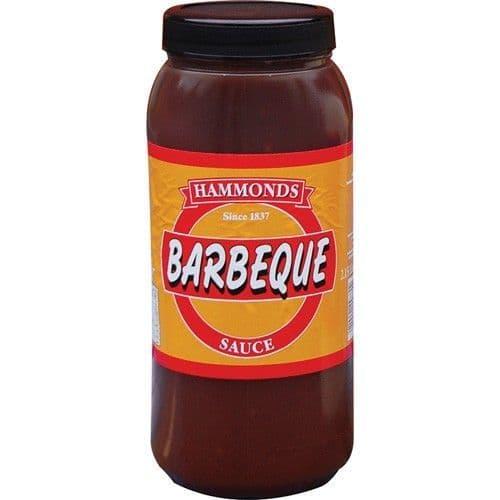 Bbq Sauce Hammonds 2 X 2.15 Lt