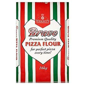 Bravo Pizza Flour 16 Kg