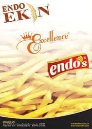 Endo Chips 3/8 CUT  4 X 2.27 Kg