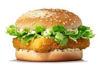 Fish Burger 24X113 Gr Breaded