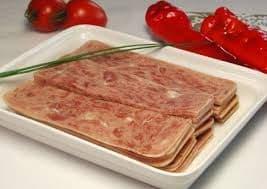 Halal Turkey  Bacon Slice  1 Kg For Breakfast