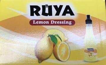Lemon Dressing Ruya  24 X 375 ml