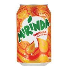 Mirinda Orange 24 X 330Ml
