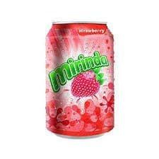 Mirinda Strawberry 24 X 330Ml