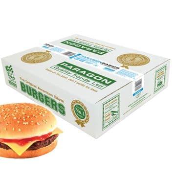 Paragon Basic Burger Normal  48X 113Gr