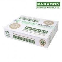 PARAGON WHOLEBEEF LARGE BURGER 48x113 COD WHO01