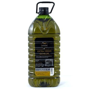 Pure Green Extra Virgin Olive Oil 5 Lt