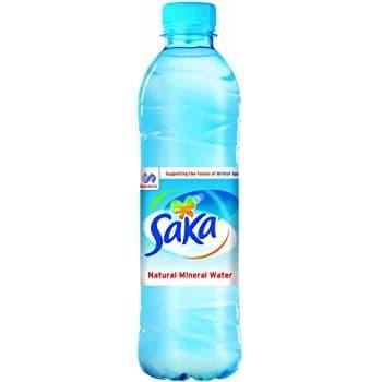 SAKA WATER 24X500ML