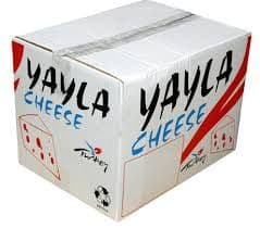 Yayla 80/20 Moz/Ched Cheese  6X1.8 Blue Tape