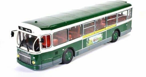 IXO Hachette HC39 1/43 Scale Saviem Sc10U Bus Paris France Route 72 Renault Ads1965
