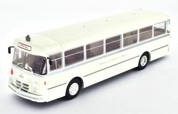 IXO Hachette HC47 1/43 Scale Berliet Plr 10Mu Bus Monaco France 1955