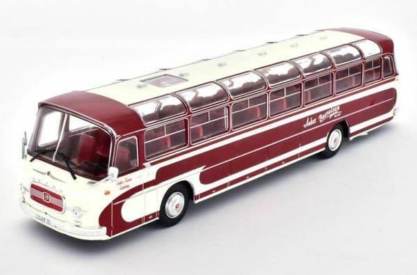 IXO Hachette HC63 1/43 Scale Kassbohrer Setra S-14 Bus Coach Germany 1961