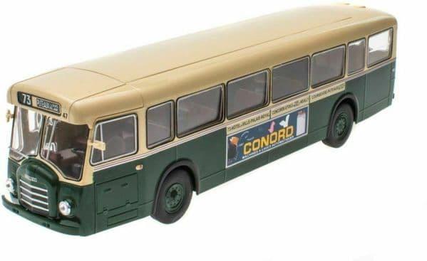 IXO Hachette HC79 1/43 Scale Berliet PCS10 105 Bus Paris France 1960 Conord