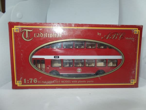 ABC TRA5003 Ailsa Volvo Alexander Bus London Buses Roundel 84 New Barnet MIB