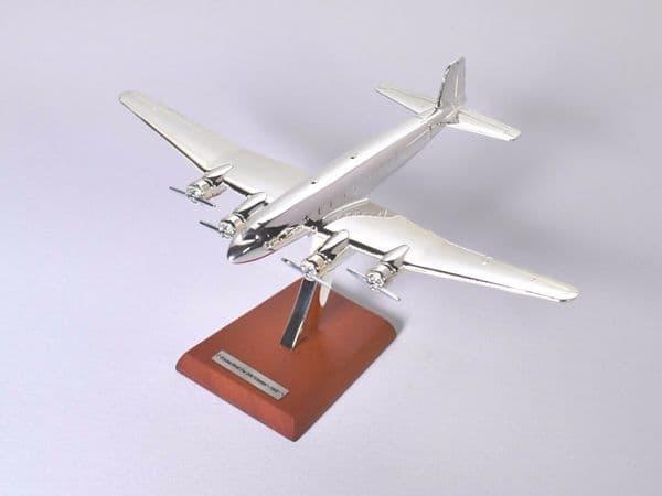 Atlas HB05 1/200 Scale Silver Aeroplane 1/200 Focke Wulf Fw 200 Condor 1937